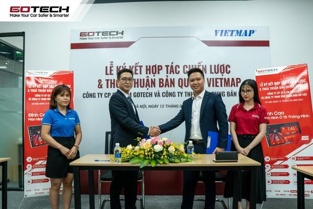 GOTECH ký hợp đồng thỏa thuận bản quyền Vietmap trị giá gần 30 tỷ đồng - Ảnh 3.