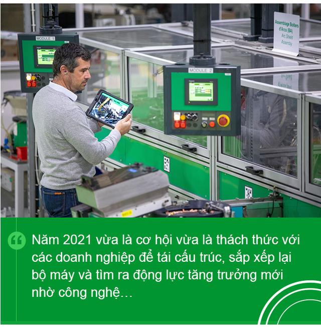 Giám đốc Schneider Electric IT Việt Nam: Điện toán biên là xu hướng đúng đắn và cấp thiết cho doanh nghiệp - Ảnh 1.