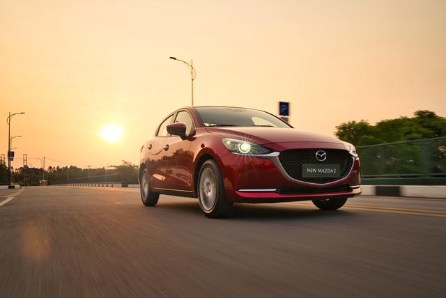 Mazda2 mới thuộc top dẫn đầu cuộc đua công nghệ phân khúc B - Ảnh 4.