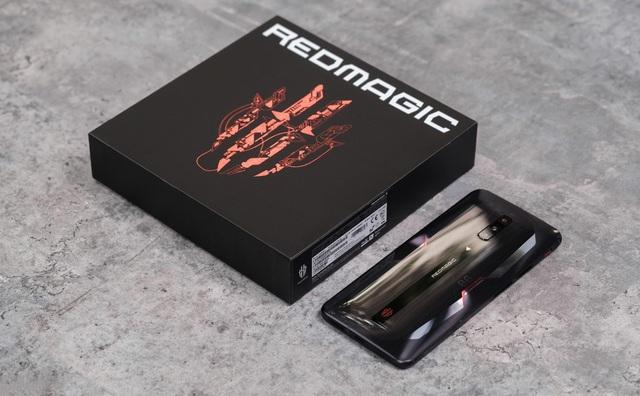 """Khám phá bộ đôi Nubia RedMagic 6 và 6 Pro: Lựa chọn mới cho dân """"ghiền"""" game. - Ảnh 1."""
