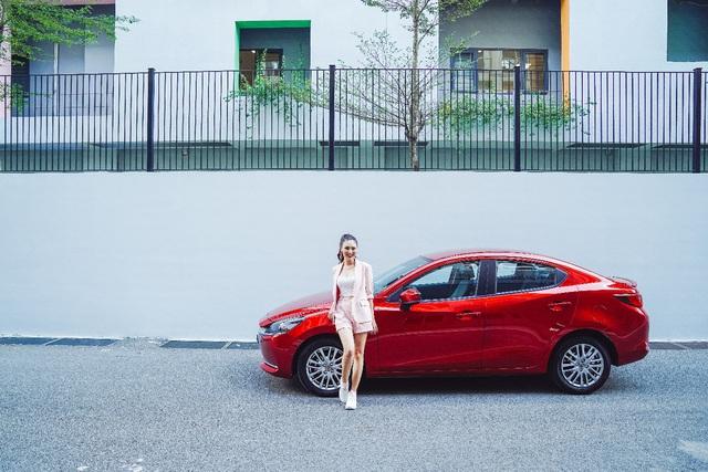 Mazda2 mới thuộc top dẫn đầu cuộc đua công nghệ phân khúc B - Ảnh 1.