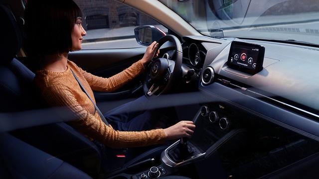 Mazda2 mới thuộc top dẫn đầu cuộc đua công nghệ phân khúc B - Ảnh 2.