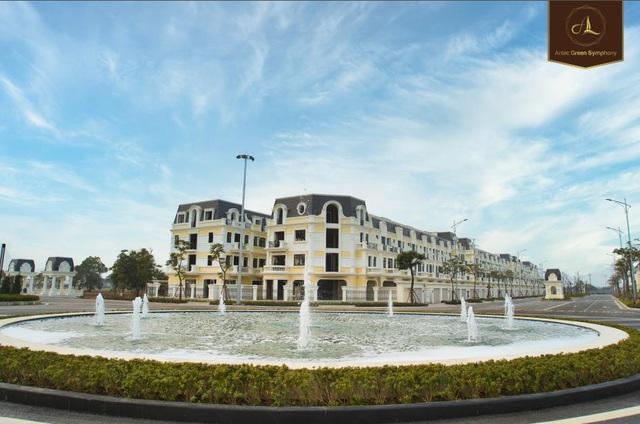 Biệt thự thương mại tiên phong trong cuộc đua của thị trường bất động sản nhà ở - Ảnh 2.