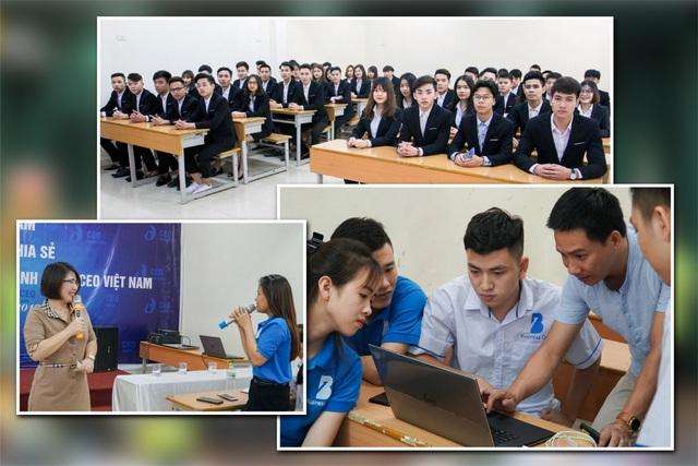 Môi trường cấp 3 dành riêng cho con doanh nhân và người làm kinh doanh - Ảnh 2.