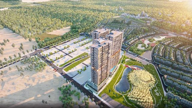 Quy Nhơn thu hút đầu tư bất động sản nghỉ dưỡng - Ảnh 2.