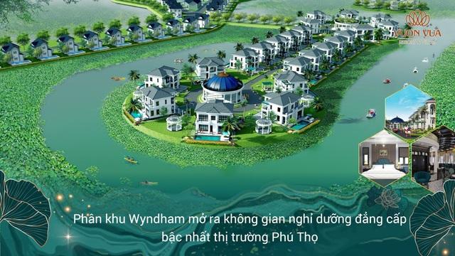 Vườn Vua Resort & Villas đáp ứng đa dạng nhu cầu kép đầu tư bất động sản nghỉ dưỡng - Ảnh 1.