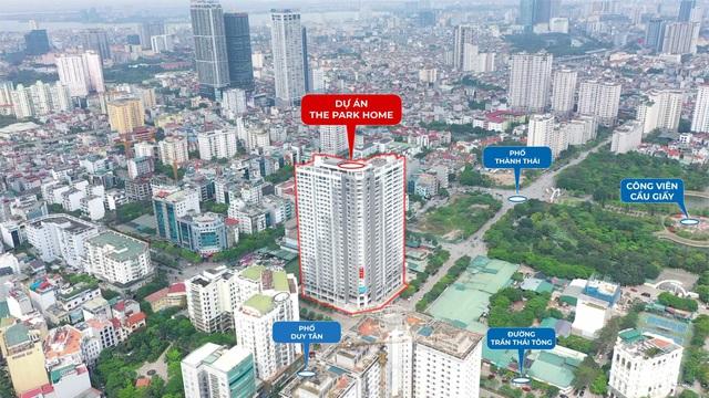 Hà Nội: Giá nhà tăng, người mua nhà ít sự lựa chọn ở nội đô - Ảnh 1.
