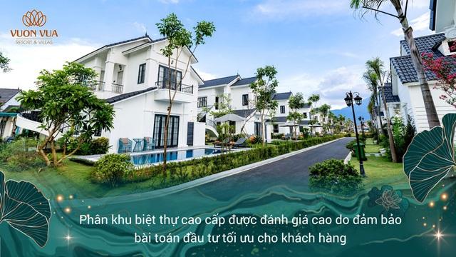 Vườn Vua Resort & Villas đáp ứng đa dạng nhu cầu kép đầu tư bất động sản nghỉ dưỡng - Ảnh 3.