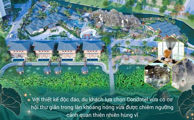 Vườn Vua Resort & Villas đáp ứng đa dạng nhu cầu kép đầu tư bất động sản nghỉ dưỡng - Ảnh 4.