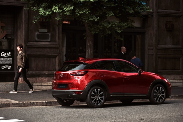 Điểm nhấn công nghệ trên Mazda CX-3 vừa ra mắt - Ảnh 2.