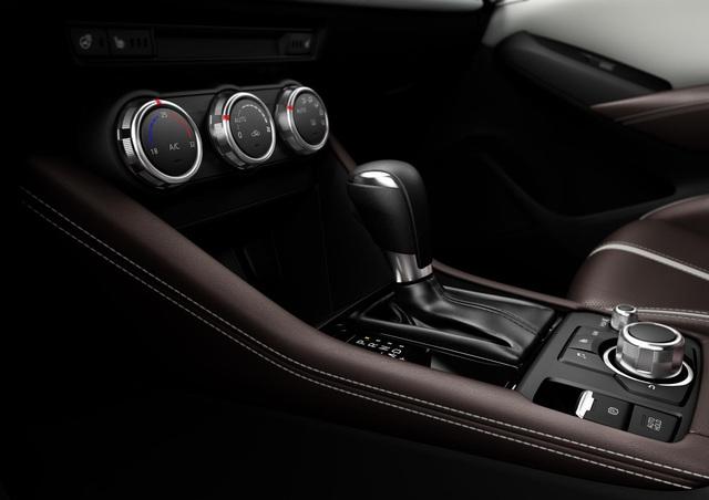 Điểm nhấn công nghệ trên Mazda CX-3 vừa ra mắt - Ảnh 3.