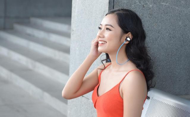 Tai nghe Bluetooth đáng mua dành cho game thủ, chỉ 290k bass khỏe, pin trâu, dáng thể thao - Ảnh 3.