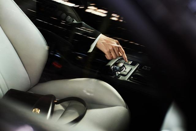 Điểm nhấn công nghệ trên Mazda CX-3 vừa ra mắt - Ảnh 4.