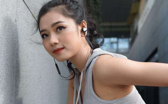 Tai nghe Bluetooth đáng mua dành cho game thủ, chỉ 290k bass khỏe, pin trâu, dáng thể thao - Ảnh 4.