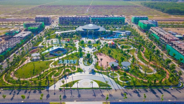 Bất động sản Long Thành tăng mạnh nhờ hạ tầng và quy hoạch đô thị đa chức năng - Ảnh 2.
