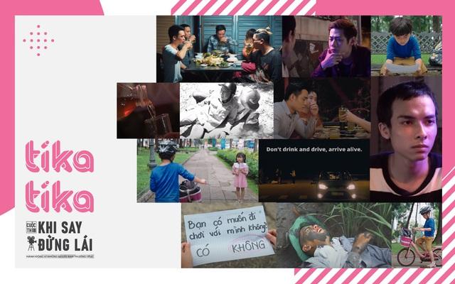 """Tika Tika đẩy mạnh lan tỏa thông điệp """"Khi Say Đừng Lái"""" qua cuộc thi sáng tạo video - Ảnh 2."""