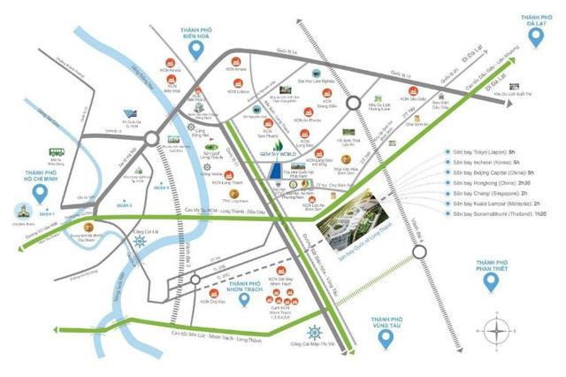 Bất động sản Long Thành tăng mạnh nhờ hạ tầng và quy hoạch đô thị đa chức năng - Ảnh 4.