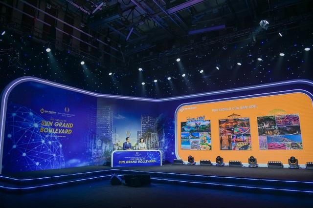 Sự kiện trực tuyến giới thiệu Sun Grand Boulevard khuấy động thị trường - Ảnh 3.