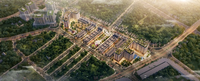 FLC Premier Parc đẩy mạnh thi công hoàn thiện hạ tầng khu đô thị - Ảnh 6.