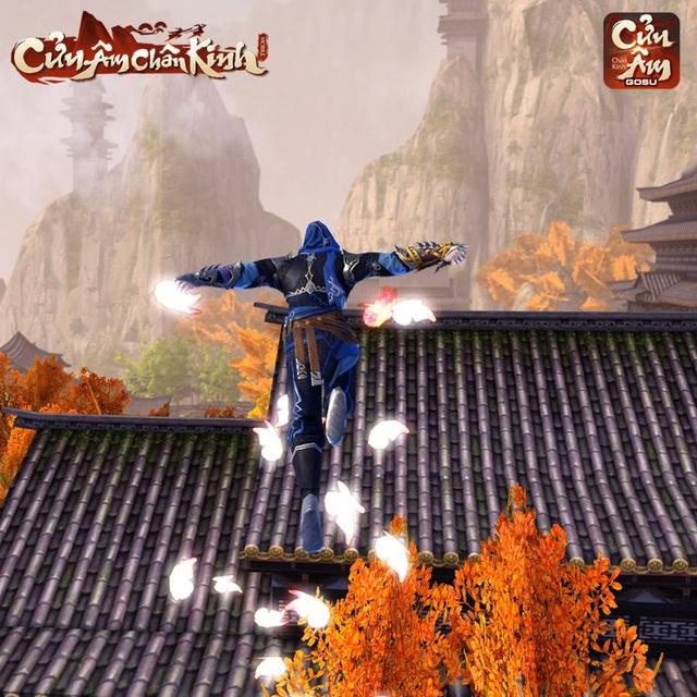 Trước thềm ra mắt Cửu Âm Chân Kinh Mobile, Gosu hé lộ 5 phiên bản cập nhật, phúc lợi ngập tràn chào đón tân thủ - Ảnh 7.