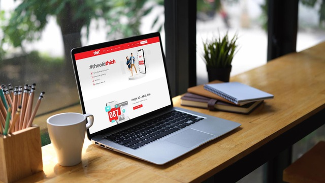 Trải nghiệm Chọn số và chăm sóc khách hàng Online tại Website mới của Mạng di động iTel - Ảnh 1.