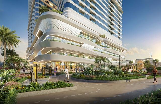 """Sắc xanh ngập tràn tại khu căn hộ """"như resort"""" nơi trung tâm TP Thủ Đức - Ảnh 3."""