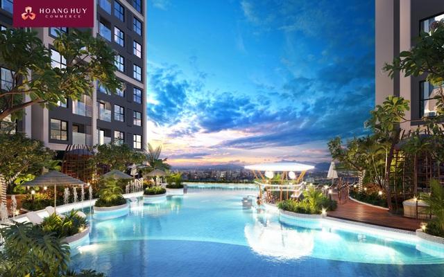 Hoang Huy Commerce - Nơi tiên phong kiến tạo đẳng cấp sống mới tại thành phố cảng - Ảnh 1.