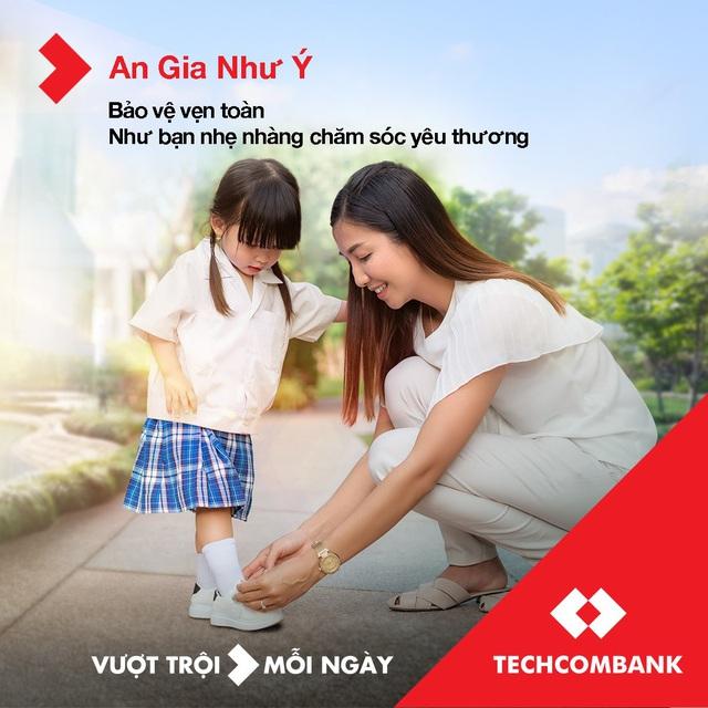 Techcombank tiên phong mang đến giải pháp bảo vệ và quyền lợi trợ cấp y tế vượt trội - Ảnh 2.