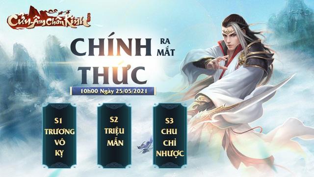 Cửu Âm Chân Kinh Mobile chính thức ra mắt vào 10h00 ngày 21/05, treo thưởng Đồ Long Đao truy tìm võ lâm minh chủ - Ảnh 1.