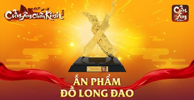 Cửu Âm Chân Kinh Mobile chính thức ra mắt vào 10h00 ngày 21/05, treo thưởng Đồ Long Đao truy tìm võ lâm minh chủ - Ảnh 2.
