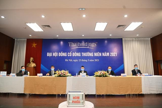 Thaiholdings lộ rõ kế hoạch 2021, lợi nhuận tăng nóng - Ảnh 2.
