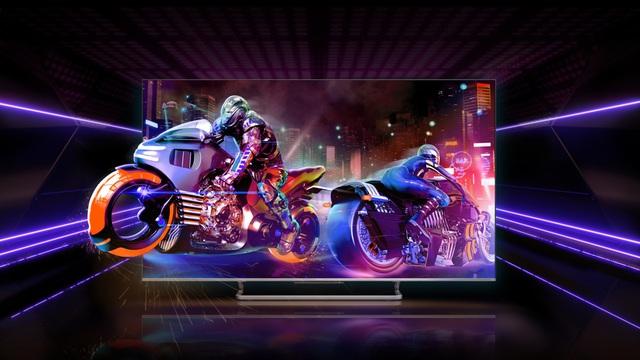 TCL C728: chiếc QLED TV được cộng đồng game thủ truy lùng - Ảnh 2.