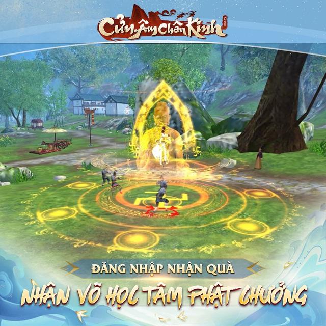 Cửu Âm Chân Kinh Mobile chính thức ra mắt vào 10h00 ngày 21/05, treo thưởng Đồ Long Đao truy tìm võ lâm minh chủ - Ảnh 4.