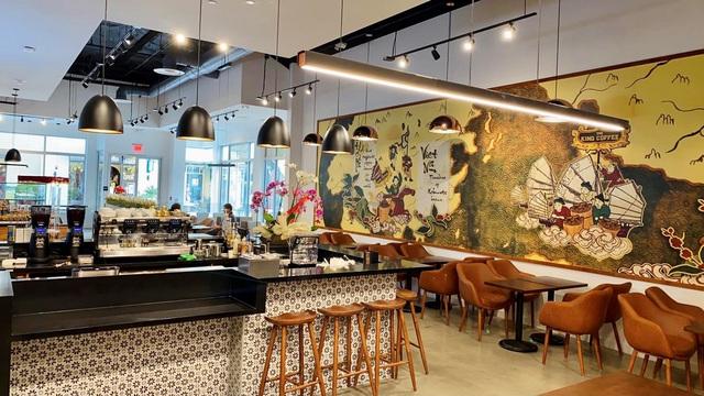 TNI King Coffee khai trương quán cà phê đầu tiên tại Hoa Kỳ - Ảnh 4.