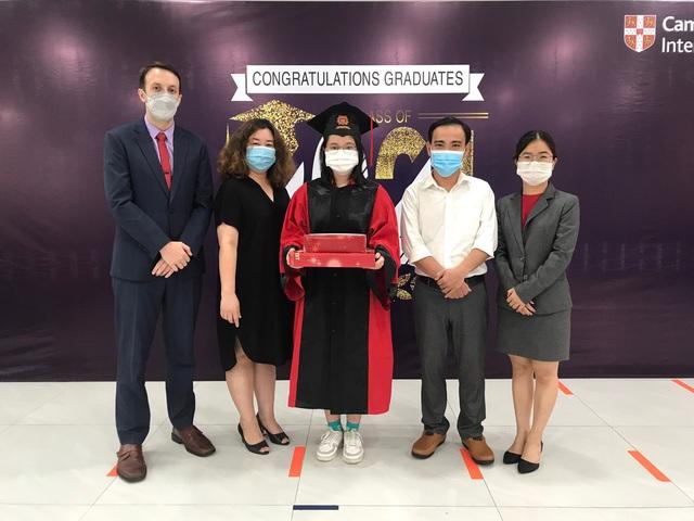Lễ bế giảng đặc biệt tại Trường Quốc tế Việt Úc - Ảnh 8.
