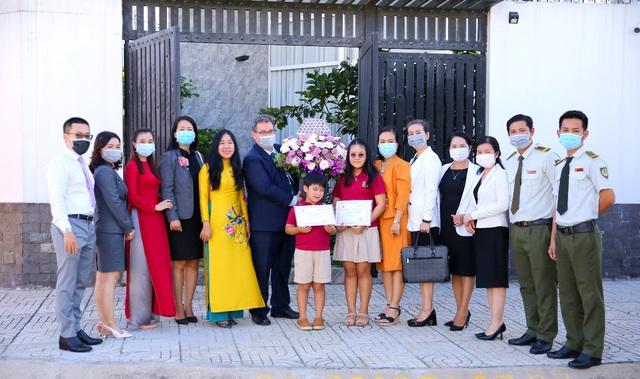 Lễ bế giảng đặc biệt tại Trường Quốc tế Việt Úc - Ảnh 9.