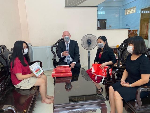 Lễ bế giảng đặc biệt tại Trường Quốc tế Việt Úc - Ảnh 1.