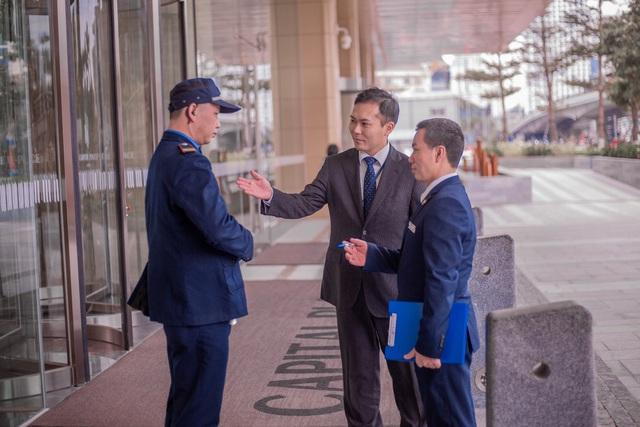 Triết lý dịch vụ quản lý bất động sản của doanh nghiệp Nhật Bản VISAHO - Ảnh 1.