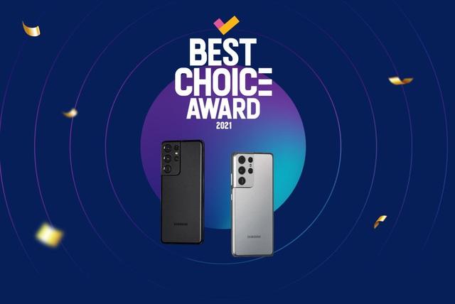 Đánh bật các đối thủ nhờ công nghệ nổi trội – Samsung S21 vững ngôi vương smartphone cao cấp - Ảnh 1.