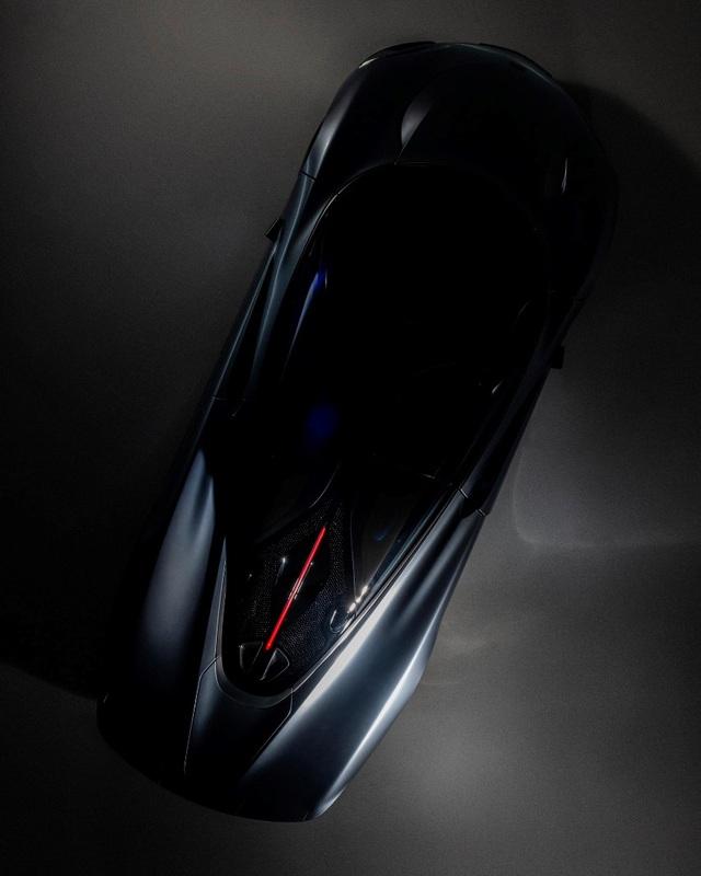 Richard Mille phá vỡ mọi giới hạn chế tác đồng hồ với RM 40-01 Automatic Tourbillon McLaren Speedtail - Ảnh 1.