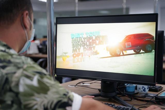 Trải nghiệm màn hình Samsung Odyssey G3: 144Hz, chống xé hình, độ trễ 1ms đúng chuẩn ngon bổ rẻ để chiến game cho đã - Ảnh 6.