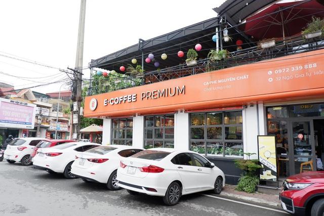Mô hình E-Coffee Premium 32 Ngô Gia Tự, Hải Phòng.