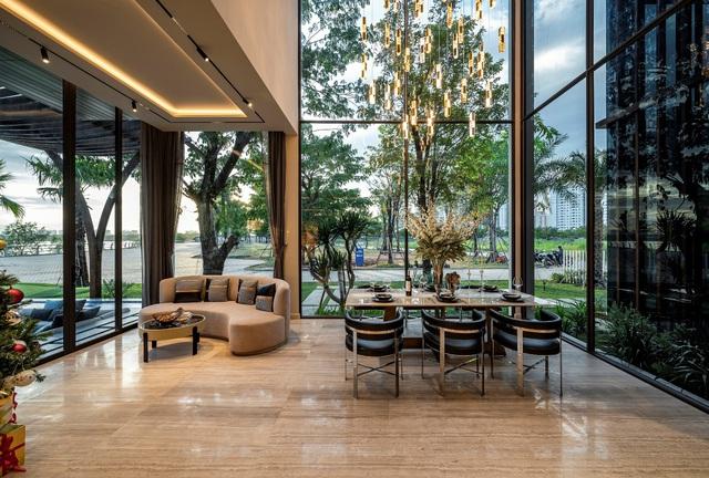 Biệt thự triệu đô giữa lòng sân Golf chuẩn PGA tại Việt Nam - Ảnh 1.
