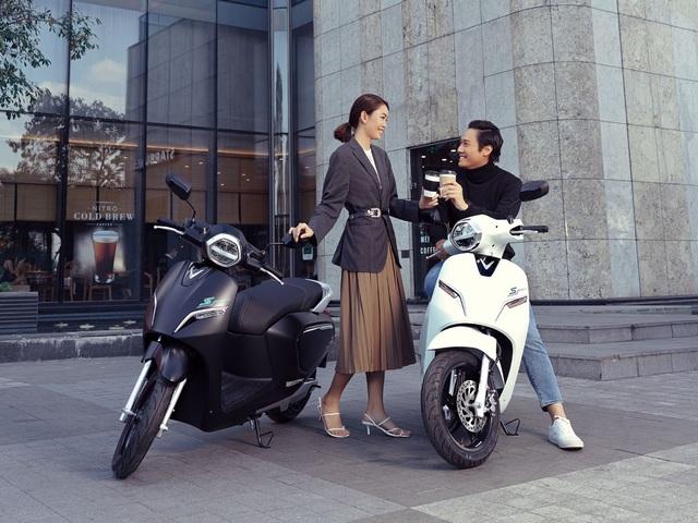 5 lý do khách hàng Việt tin dùng xe máy điện VinFast - Ảnh 1.