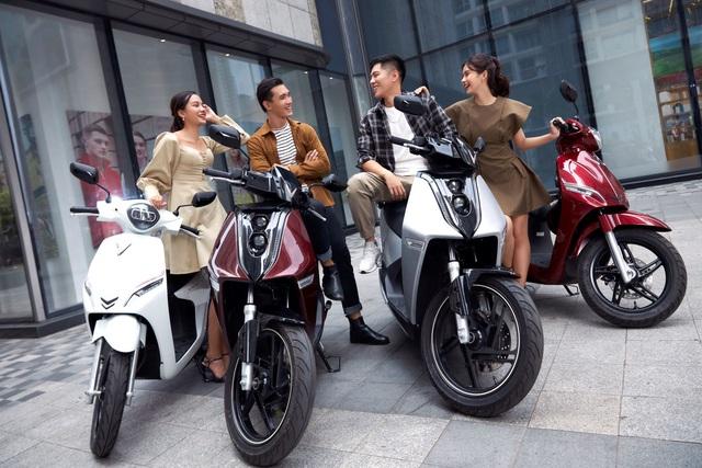 5 lý do khách hàng Việt tin dùng xe máy điện VinFast - Ảnh 2.