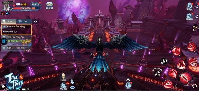 """Game Tru Tiên """"chính chủ"""" Perfect World ra mắt phái thứ 12, nâng cấp đồ họa Ultra HD 4K… cấu hình không đổi! - Ảnh 2."""