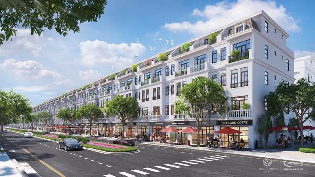 Hưng Định City (Tỉnh Bình Định) đón đầu xu hướng sống xanh - Ảnh 2.