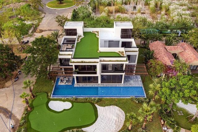 Biệt thự triệu đô giữa lòng sân Golf chuẩn PGA tại Việt Nam - Ảnh 3.