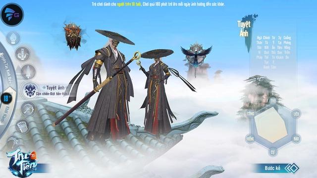 """Game Tru Tiên """"chính chủ"""" Perfect World ra mắt phái thứ 12, nâng cấp đồ họa Ultra HD 4K… cấu hình không đổi! - Ảnh 4."""