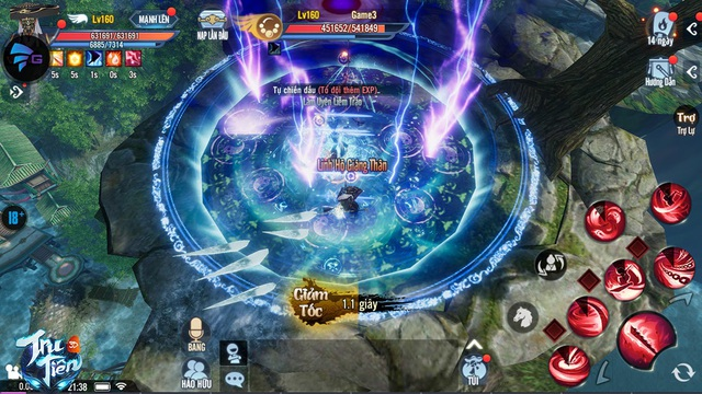 """Game Tru Tiên """"chính chủ"""" Perfect World ra mắt phái thứ 12, nâng cấp đồ họa Ultra HD 4K… cấu hình không đổi! - Ảnh 5."""